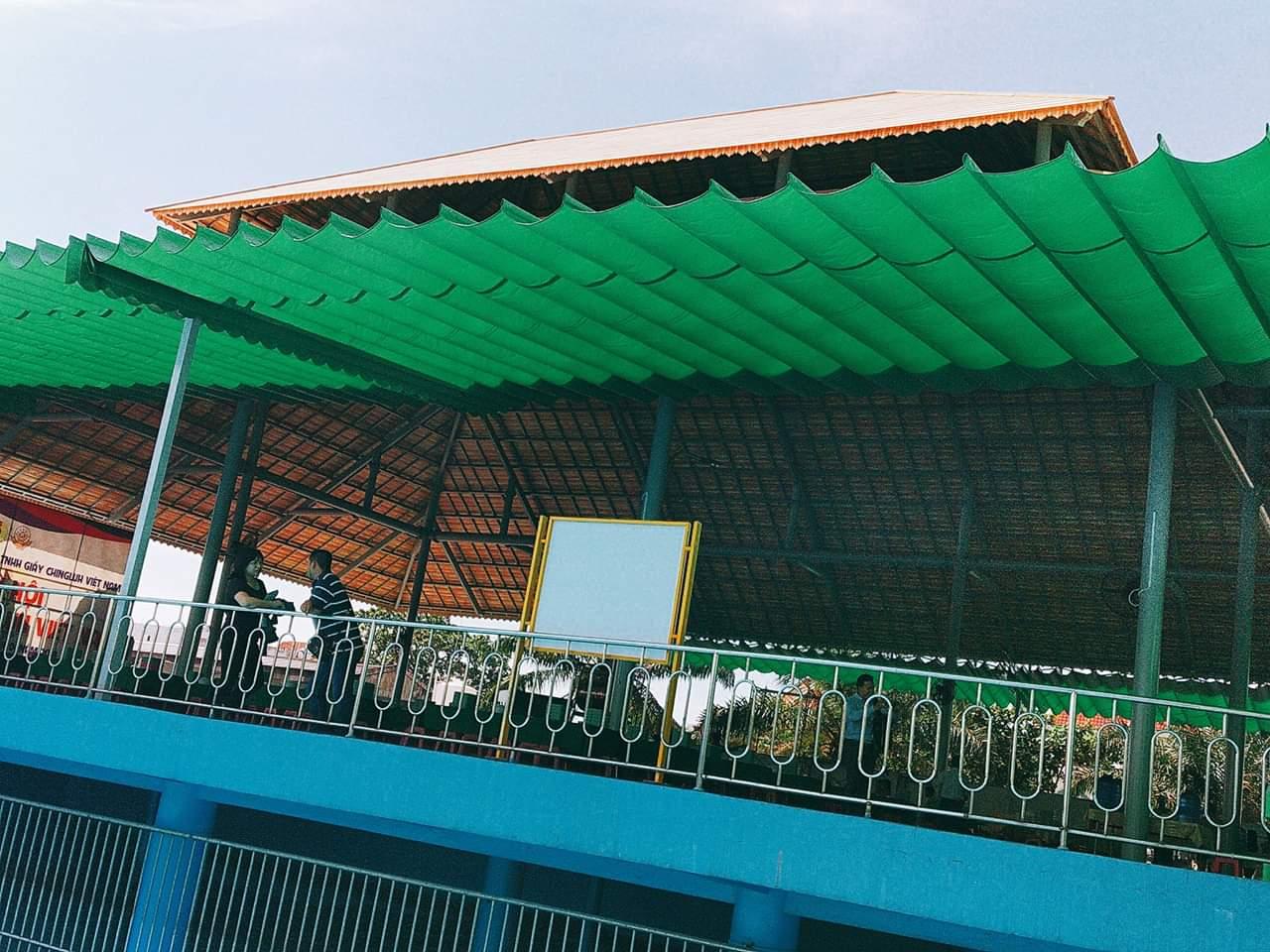 Mái Hiên Mái Che Mái Xếp Bạt Kéo Lượn Sóng Giá Rẻ Tại TP Biên Hòa